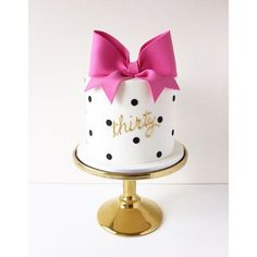 Image result for ladies 30th birthday cake