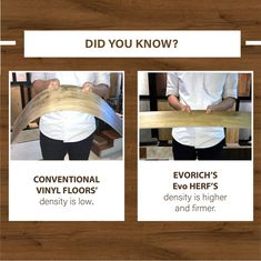 Did you know that the density of your vinyl floor is certified for floor performance? The higher the density, the stronger the plank profile.  Comparing to the normal conventional vinyl floor in the market, Evorich's Evo HERF has a higher density.  #EVORICH #Singapore #EvoHERF #Photooftheday #HDB #Flooring #EvorichHERF #Renovation #RenovationSG #POTD #interiordesign #interiordesignsg #ecofriendly #healthyliving #renovationtips #flooringhacks #renovationhack #safefloor