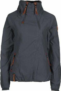 Naketano Forrester II Jacket Dark Blue Womens Jacke Winterjacke Girls Damen: Amazon.de: Bekleidung