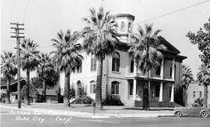 Sutter County Court House, Yuba City CA, 1930s