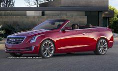 2014 Cadillac ATS Convertible concept