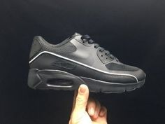 the latest bd68e 36225 Nike Air Max 90 Ultra 2. 0 Essential Glow In The Dark Black Mint Foam  875695 009 Mens Running Shoes 875695-009