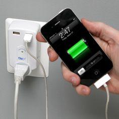 FlipIt! Portable Power Strip $19.99