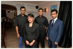 Management at East India Cafe