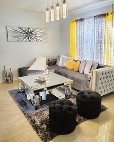 Decor Home Living Room, Elegant Living Room, Interior Design Living Room, Home And Living, Living Rooms, Cozy Home Decorating, Decorating Ideas, Apartment Bathroom Design, Tiny House Layout