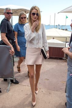 festival internacional de cine de Cannes 2013 - Rosie Huntington-Whiteley
