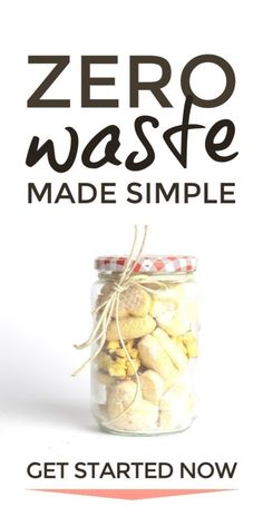 Simple Zero Waste Rules Zero waste lifestyle inspiration – super simple DIY zero waste ideas and tips to help you go green at home and the grocery store including easy zero waste product swaps in the kitchen and bathroom Going Zero Waste, No Waste, Reduce Waste, After Earth, Zero Waste Store, Make It Simple, Simple Diy, Simple Rules, Waste Reduction