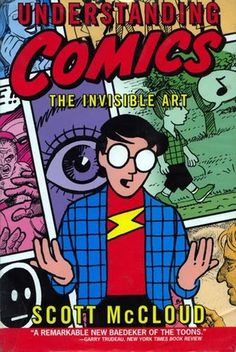 click image to read or download books Understanding Comics: The Invisible Art