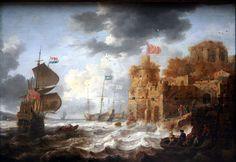 Port in Orient