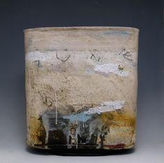 Ceramic artist Sam Wall