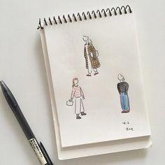 the Kindest™ soul Character Illustration, Illustration Art, Arte Sketchbook, Art Hoe, Aesthetic Art, Beige Aesthetic, Aesthetic Light, Japanese Aesthetic, Korean Aesthetic
