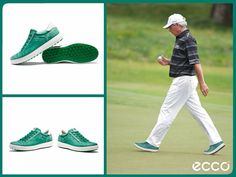 Fred Couples for ECCO with Masters shoe design for 2015