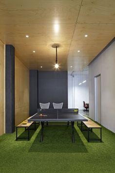Reactive Digital Media Office Design by Melbourne Design Studio