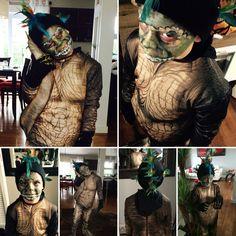 Dinosor's costume