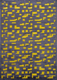 Jaipur Living (formerly Jaipur Rugs) Provides Hand Knotted Rugs Wool Rugs Wool Carpets Tibetan Carpets Shags Natural Fibre Carpets India Rugs online Yellow Rug, Yellow Area Rugs, Black N Yellow, Color Black, Contemporary Rugs, Modern Rugs, Jaipur Rugs, Indian Rugs, Rugs Online