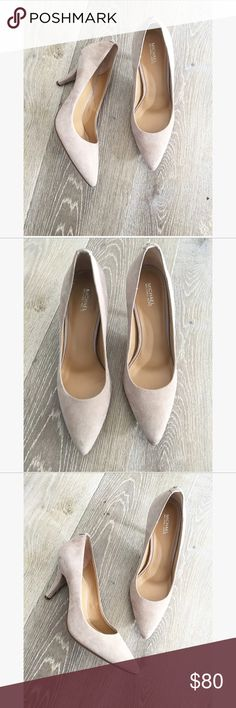 Brand new Michael Kors Beige Pumps Brand new NWOT • size 9, runs small • MICHAEL Michael Kors Shoes Heels