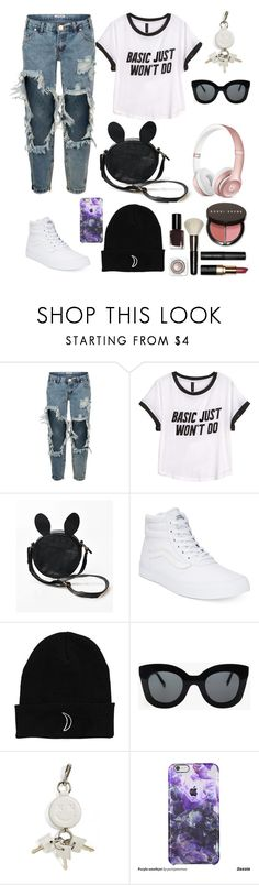 """Alone day"" by jordangirl2313 ❤ liked on Polyvore featuring OneTeaspoon, H&M, Vans, CÉLINE, Alexander Wang, Bobbi Brown Cosmetics, men's fashion and menswear"