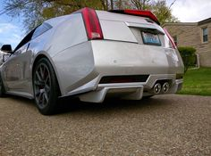 PSA: D3 Coupe rear diffuser price reduction - Page 3