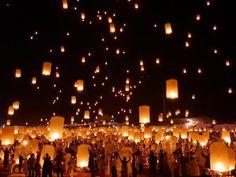 Wish Lanterns, Sky Lanterns, Wedding Lanterns, Wedding Decorations, Chinese Lanterns Wedding, Candle Lanterns, Wedding Lighting, Candlelight Wedding, Balloon Lanterns