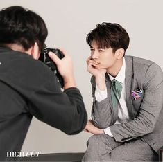 MinHo For May High Cut Vol. 197   Couch Kimchi
