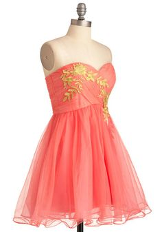 Garden Cotillion Dress