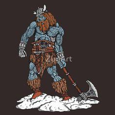 #Zombie #Viking #art #illustration #fantasy