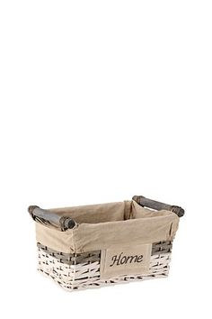 """This hand woven willow utility is the perfect storage solution for all your goodies. Available in small, medium and large<div class=""""pdpDescContent""""><BR /><b class=""""pdpDesc"""">Dimensions:</b><BR />L39xW26xH19 cm</div> Mr Price Home, Medium, Storage Solutions, Decorating Your Home, Hand Weaving, Goodies, Sweet Like Candy, Hand Knitting, Good Stocking Stuffers"""