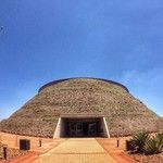 Cradle of Humankind, Maropeng by @btherad #GeePeeShotLeft