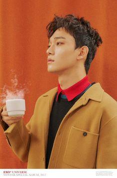 Chen #EXO 2017 Winter Special Album '#Universe'