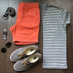 Cool 33 Best Men's Spring Casual Outfits Combination https://vintagetopia.co/2018/02/19/33-best-mens-spring-casual-outfits-combination/ Regardless of what you're searching for, Kohl's is guaranteed to supply comfortable, quality khakis, polos, jeans and suits that will appear great and suit your requirements #men'scasualoutfits