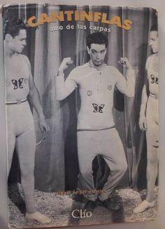 """CANTINFLAS - AMO DE LAS CARPAS Mario Moreno """" Cantinflas"""" desde sus inicios en el mundo de las carpas de barrio, hasta su reconocimiento como unos de los mejores comicos del mundo. Este libro relata la vida del hombre que lucho para hacer reír a todos ilustrando con una gran cantidad de fotografías y reproducciones de carteles."""