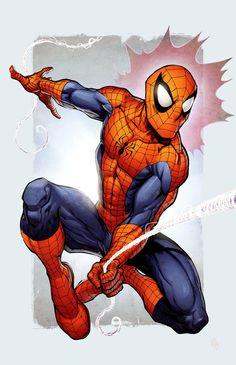Classic Spidey by *spidermanfan2099 on deviantART