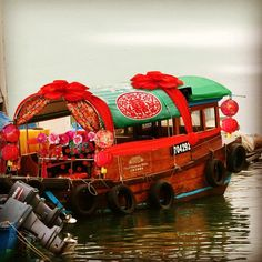 Great news! Tai O Rural Committee will host Tai O Water Marriage 2014 on 2 November, 2014 (today) at 1:30pm to revive the entire cultural wedding ceremony in the fishing village. The event will start from 1:30pm to 4pm at Tai O New Pier (大澳新碼頭). Don't miss it, it's free entry! [ Source: Tai O Heritage Hotel 大澳文物酒店 ] #allabouthongkong #hongkong #hk
