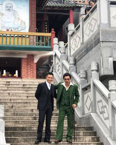 M.A.A.C. – DONNIE YEN To Play Notorious Gangster In CHASING THE DRAGON With ANDY LAU. UPDATE: First Image
