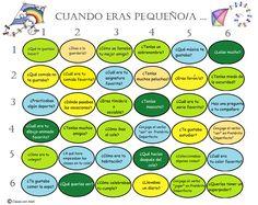 Spanish Classroom Activities, Spanish Teaching Resources, Class Activities, Spanish Lessons, Spanish Grammar, Spanish Teacher, Spanish Language, Vocabulary In Context, Spanish Vocabulary