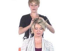Boho Flair - How to Style Short Hair