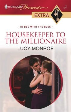 pVacancy: housekeeper needed for eligible millionaire!/ppSexy Win Garrison wants a new housekeeper to make his life easy, not someone who tries to get a ring on his finger!/ppWhen curvy Carlene Daniels arrives on his doorstep, Win isnt fooled by her oversized jumper and hastily pulled-up hair. Shes a knockout! So why is she trying to look like a frump? It makes him want to get her out of those clothes--and into his bed! Carlene  doesnt seem to want to play...but