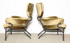 Кресла для отдыха Франко Альбини и Франка Helg 3