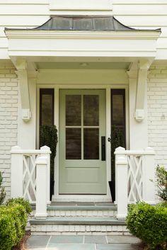 Popular Front Door Paint Colors | HGTV
