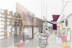 First mall store for Jigsaw in Milton Keynes - Retail Design World