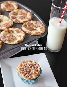 A few Snickerdoodle recipes...