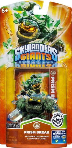 #ToysRus                  #Toys #Action Figures     #skylanders #break #prism #individual #character #giants #series #pack        Skylanders Giants Individual Character Pack - Series 2 - Prism Break                                    http://pin.seapai.com/ToysRus/Toys/ActionFigures/2604/buy