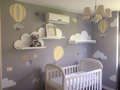 Nursery – - Babyzimmer ideen Nursery Kinderzimmer The post Nursery appeared first on Babyzimmer ideen. Baby Boy Room Decor, Baby Room Diy, Baby Room Design, Baby Boy Rooms, Baby Bedroom, Baby Boy Nurseries, Nursery Room, Diy Baby, Girl Room