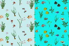 Паттерн-рыба (850888) | Узоры | Наборы дизайнов