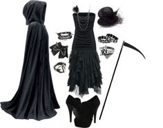 """""""Burn In Hell, Witch!!!!"""" by bvb3666 ❤ liked on Polyvore"""