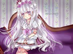 مبارك عليكم رمضان كيف الصيام معاكم Aillis Anime Draw Drawing Like4like Paint Painting Bjd Doll Follow P Instagram Posts Instagram Anime
