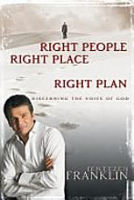 I'm currently reading this one, and loving it. Jentzen Franklin has always had great sermons. This book is no different. Lots of wisdom about discernment included.