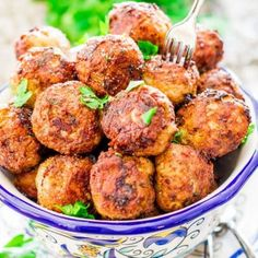 """Romanian Meatballs, known as """"Chiftele"""" are one of the most popular Romanian dishes. Learn to make the mother of all meatballs, nothing beats these meatballs. #meatballs"""