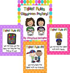 Top 5 Freebies of the Week for 6/29/13- tablet rules, water melon words, tree is a plant, under the sea project, kindergarten common core game show