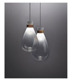 Soffi Poltrona Frau Pendant Lamp Soffi designed by GamFratesi for Poltrona Frau is a pendant lamp in white or smoked blown glass, with Saddle Extra leather strap. Bar Lounge, Pendant Chandelier, Chandeliers, Pendants, Ceiling Lights, Lighting, Glass, Shop, Leather